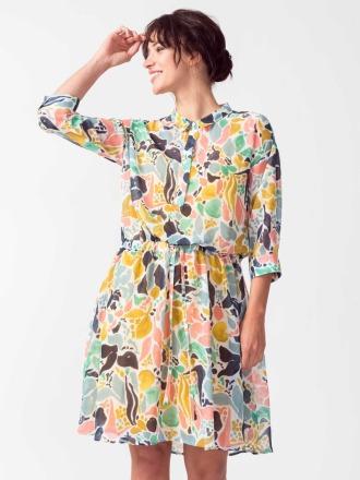 ICIAR DRESS by SKFK Ethical Fashion