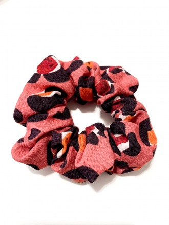 MIO ANIMO Scrunchie Leo Flower Fair