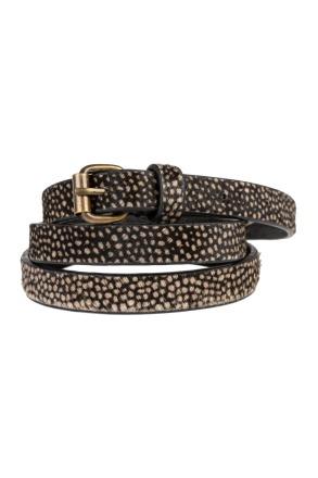 by-bar hair belt - dots -