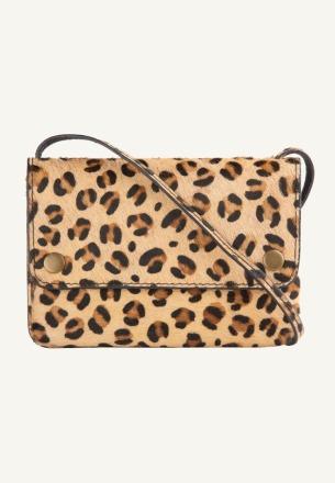 by-bar julie hair bag leopard by-bar