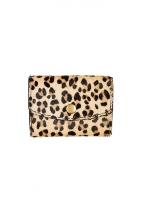 by-bar wallet - leopard - by-bar