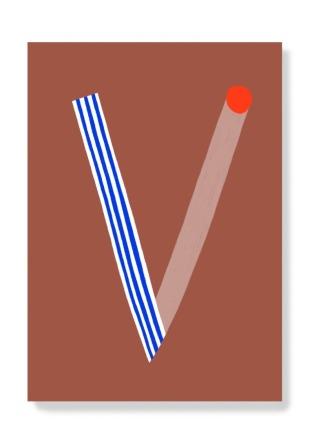 Postkarte - V - AnnaKatharinaJansen