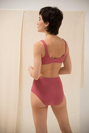 Clo Stories JANE textured high waist