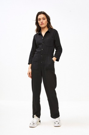 emma suit - jet black -