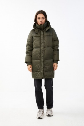 jackie long coat forest night by-bar