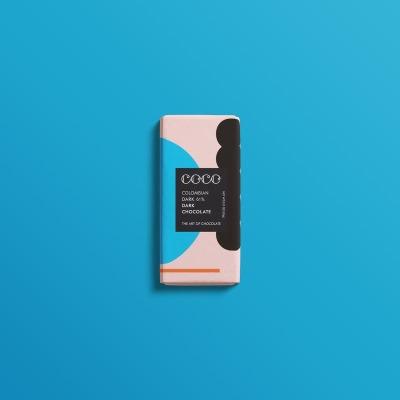 Mini Bar Colombian Dark 61 COCO