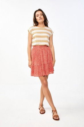 by-bar thelma stripe Top harvest by-bar