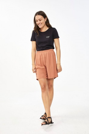 by-bar Kiki short - copper -