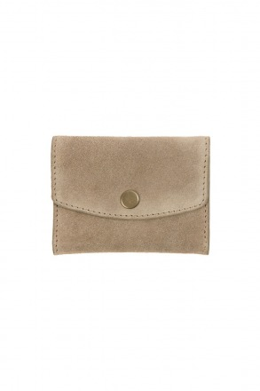 by-bar julie suede wallet sand by-bar