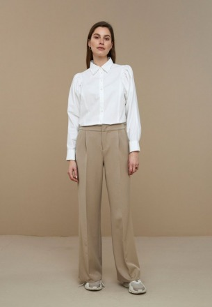 by-bar mick blouse off white by-bar