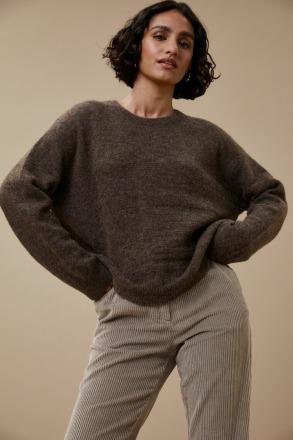 by-bar liz piura pullover brown Baby