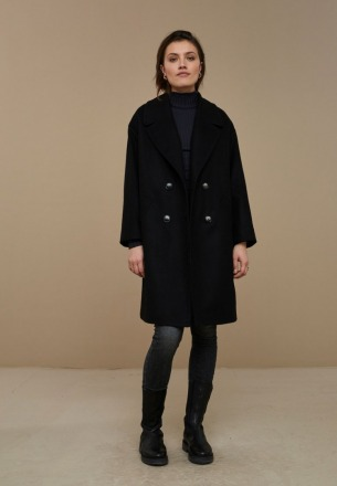 by-bar florence coat black by-bar amsterdam