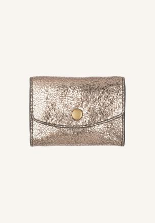 by-bar julie metallic wallet biscuit by-bar