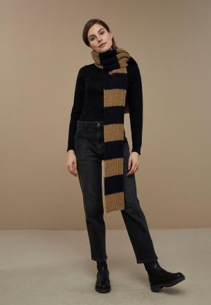 by-bar sofie susi scarf dry khaki