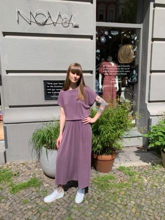 MIO ANIMO AENN DRESS Lavendel Fair