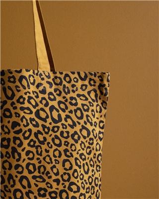 LEO BAG Coming Soon aus Baumwolle