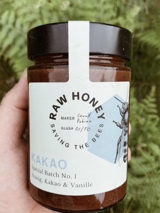 Raw Honey Kakao RAW HONEY Saving