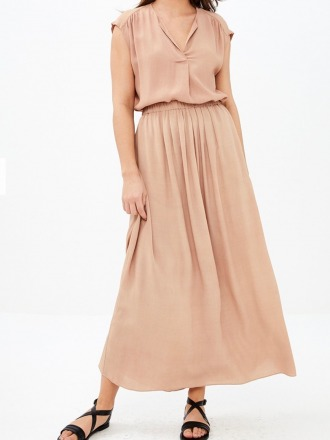 linde skirt - nude - by-bar