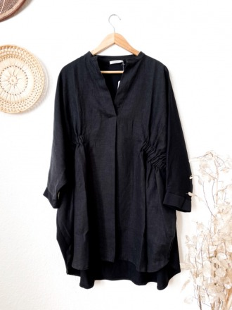BEAUMONT ORGANIC NAVAEH-MAY-BLACK DRESS BEAUMONT ORGANIC