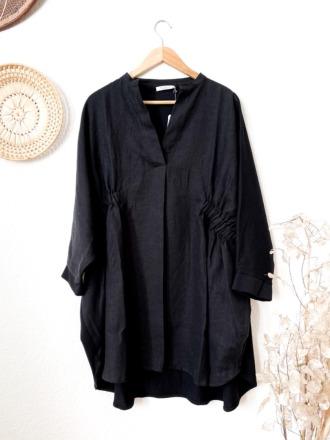 BEAUMONT ORGANIC NAVAEH-MAY-BLACK DRESS 100 Organic
