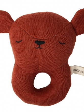 Baby Rattle Grizzly by Eef