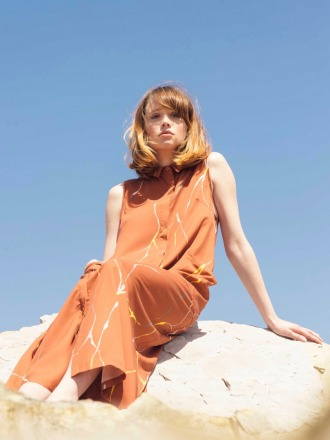 METXE DRESS by SKFK Ethical Fashion