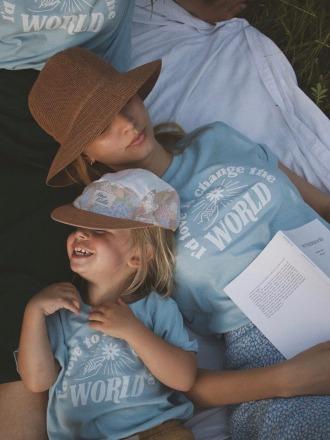Kids change the World WOMOM T-SHIRT