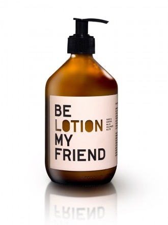 BE LOTION MY FRIEND Hand- Körpermilch