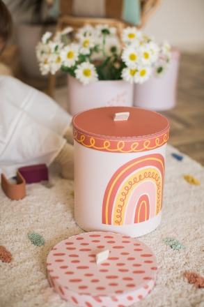 wigiwama RAINBOW BOX Made with care