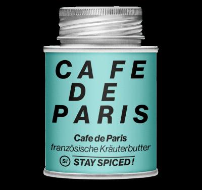 Gewürzzubereitung Cafe de Paris Kräuterbutter Gewürzzubereitung