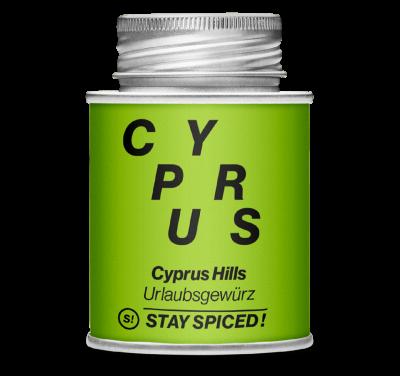 Gewürzzubereitung Cyprus Hills Urlaubsgewürz STAY SPICED
