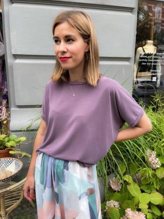 MIO ANIMO AENN SHIRT Lavendel Fair