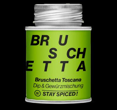 Gewürzzubereitung - Bruschetta Toscana - STAY