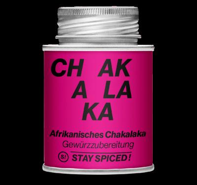 Gewürzzubereitung Chakalaka exotische Gewürzmischung STAY SPICED
