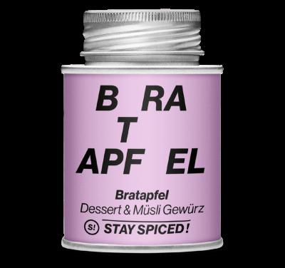 Gewürzzubereitung Sugar Spice Bratapfel STAY SPICED