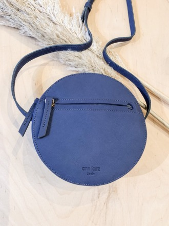 Pia Circle Bag Western Klein Blue