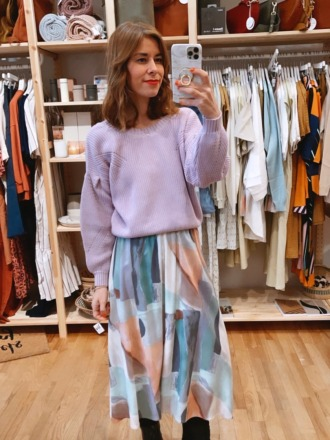 MIO ANIMO JULO SKIRT Pastell Fair