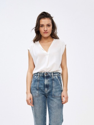star top - off white -