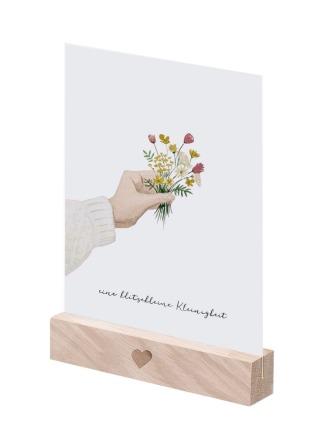 Postkartenständer 105 cm - von Eulenschnitt