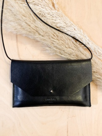 Mia Envelope ECO Black 80 Tanned