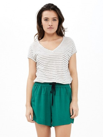 mila linen stripe - linen -