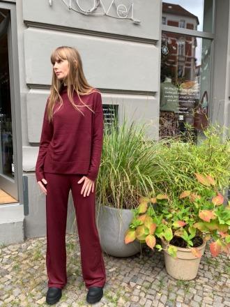 Givn Pullover SENNA Bordeaux GIVN Berlin