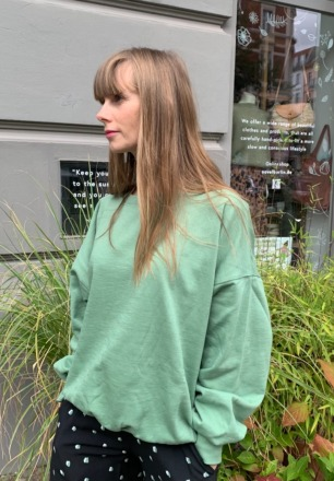 Givn Berlin Pullover ARIANA Apple Green