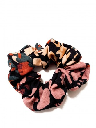 MIO ANIMO Scrunchie Red Autumn MIO