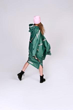 Poncho - Stray Pixel - Rain