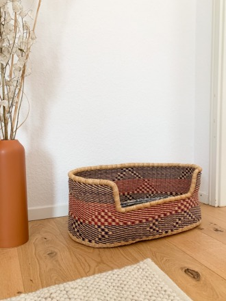 Dog Basket Medium FAIR TRADE AND
