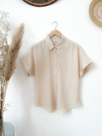 Givn Sarah Blouse Off White aus