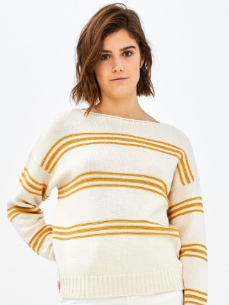 demi pullover - bamboo - by-bar