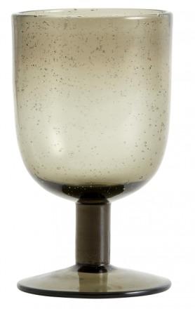 NORDAL MAROC wine glass smoke NORDAL
