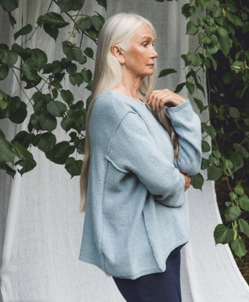 BEAUMONT ORGANIC Alessandra Recycled Cotton Jumper